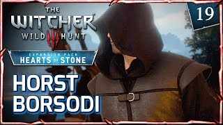 Witcher 3: HEARTS OF STONE ► Meeting Horst Borsodi & Winning All Items on the Auction #19