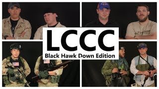 Airsoft GI - Lion Claws Crew Challenge -  Black Hawk Down Edition - OPLCMSS Lion Claws 12 May 24-26