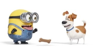 Minions vs. The Secret Life of Pets | official teaser (2016)
