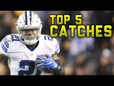 Top 5 Catches NFL 2016 17 Week 11