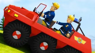 Fireman Sam US New Episodes HD | Bus Trouble | Horse Ride!  | Kids Movies