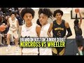 Download Video Download Brandon Boston & Norcross Face Off Against HUNGRY Wheeler Squad in Season Opener at OTR Tip Off 3GP MP4 FLV