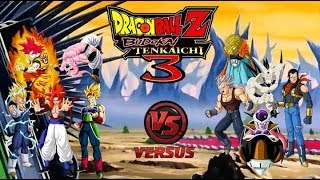 DRAGON BALL Z BUDOKAI TENKAICHI 3 LATINO VERSION FINAL GAMEPLAY PART 29