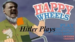 Hitler Plays Happy Wheels