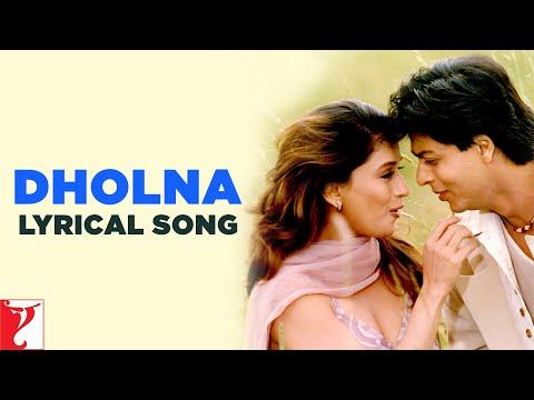 Lyrical Dholna Song with Lyrics Dil To Pagal Hai Shah Rukh Khan Madhuri Dixit Anand Bakshi