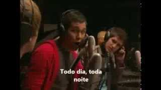 Big Time Rush - Famous (Legendado Português PT/BR)