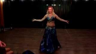 Pavla orientální břišní tanec, belly dance, raqs sharqi  رقص شرقي Jamilah