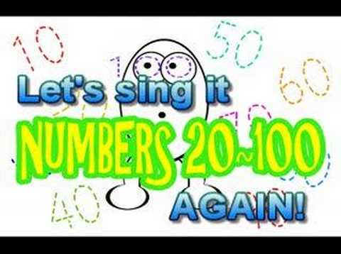 Counting for Kids! Numbers 20-100