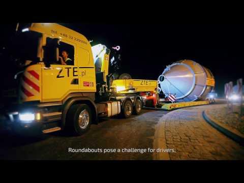 ZTE.pl oversize transport height 5 40 m