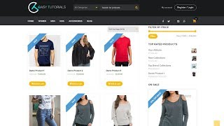 How To Make an Ecommerce Website With WordPress | Complete Online Shopping Website
