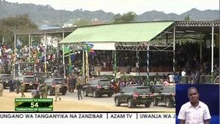 LIVE - Rais Magufuli Akihutubia kwenye sherehe za muungano Dodoma