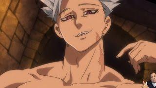 The Seven Deadly Sins Episode 4 七つの大罪 - Nanatsu No Taizai - Anime Review - Ban Sin of Greed