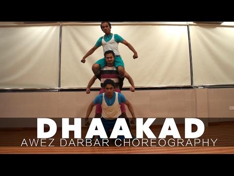 Dhaakad - Dangal (Dance Cover) | Awez Darbar Choreography