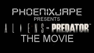 Aliens vs. Predator (2010 Video Game) - The Movie