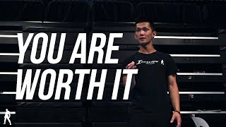 You Are Worth It | ALPHA MINDSET SERIES