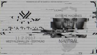 Exodus 2017 Podcast 003 | Extreme Machines | N-Vitral