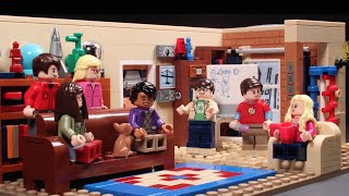 The Big Bang Theory - LEGO Build Zone - Season 2 Episode 18