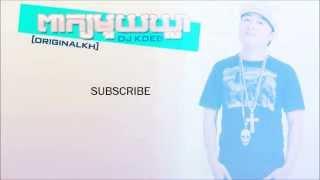ពាក្យមួយឃ្លា | DJ KDEP - Lyrics