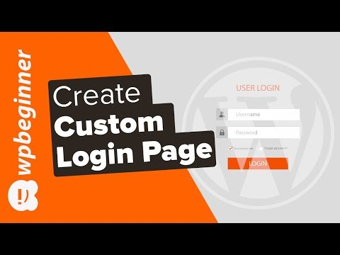 Xxx Mp4 How To Create A Custom Login Page For WordPress 3gp Sex