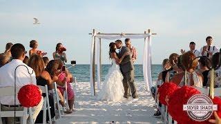 Pensacola Beach Wedding Film  |  Sam + Trista