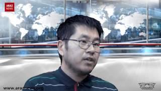 Japonyalı araştımacı Güney Azerbaycan haqda danışır  مصاحبه با محقق ژاپنی در مورد آزربایجان جنوبی