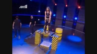 Chris Cross-(Evligisia)-Ellada exeis talento 2010-Greece Got Talent