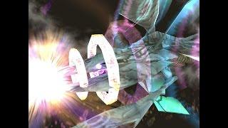 1080p HD Legend of Dragoon White Silver Dragon (Shana)