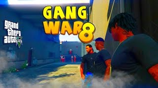 GTA 5 THUG LIFE #8 - GANG WAR BLOOD VS CRIPS | KIDNAP