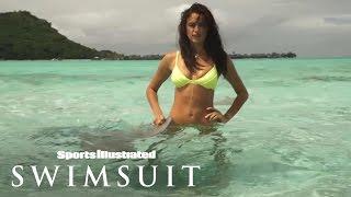 Irina Shayk Swims with Sharks in Tahiti | Sports Illustrated Swimsuit