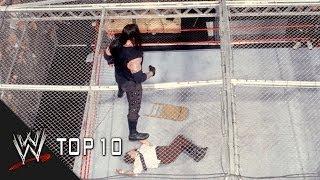 The Deadman's Domain - WWE Top 10