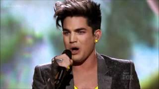 Adam Lambet   American Idol   Never Close Our Eyes