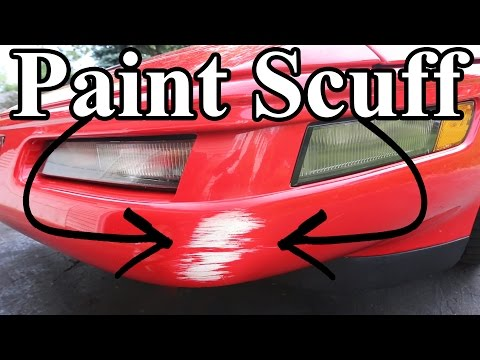 Xxx Mp4 How To Remove Paint Scuffs On Your Car Paint Transfer 3gp Sex