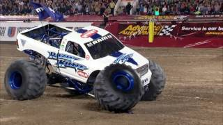 Monster Jam in Citrus Bowl - Orland, FL 2012 - Full Show - Episode 7