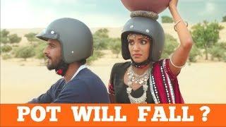 Pots will fall ? || Bajaj Platina Comfortec Ad || Bajaj Platina New TV Ad || Pots will Fall or Not ?