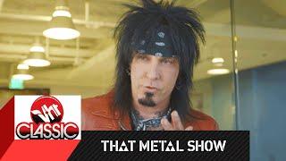 Nikki Sixx On His '80s Fashion Choices | Rock Icons: Ep 106 Sneak | VH1 Classic