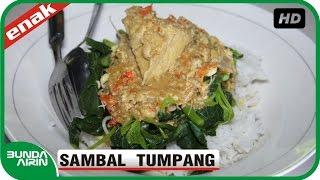 Sambal Tumpang Resep Masakan Nusantara Sederhana Rumahan Khas Indonesia Mudah Simple - Bunda Airin