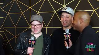 Fall Out Boy Talks About History at #Z100JingleBall