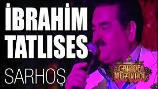 İbrahim Tatlıses- Sarhoş (Cahide Yılbaşı Gazinosu)