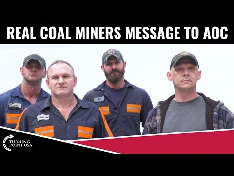 Xxx Mp4 Real Coal Miners Have A Message For AOC 3gp Sex