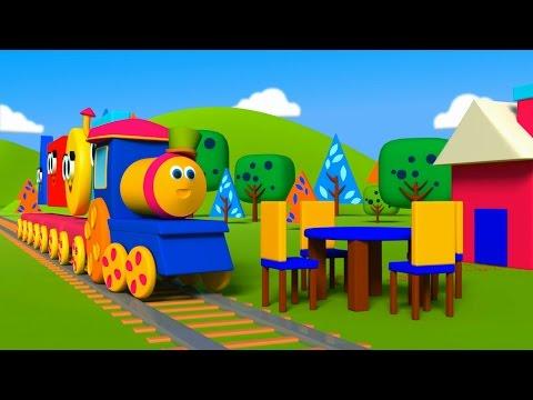 Xxx Mp4 Bob Il Treno – Costruendo Con Le Forme Bob I Blocchetti Di Costruzione Treno Bob The Train 3gp Sex