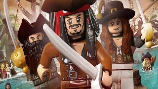 LEGO Piratas del Caribe Pelicula Completa Full Movie