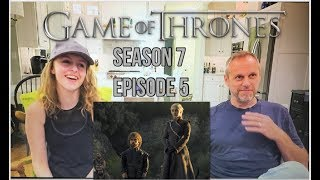 Game of Thrones - 7x5 Eastwatch - Reaction Part 1