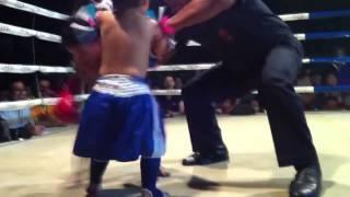 Bruce Lee Epic - Muay Thai Kid