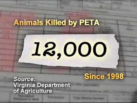 PETA Kills Animals (2000s, USA)