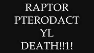 PTERODACTYL GO!!