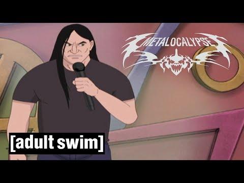 Xxx Mp4 Death Metal Stand Up Comedy Metalocalypse Adult Swim 3gp Sex