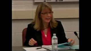 Livonia Public Schools Board of Education Committee Meeting December 13, 2016