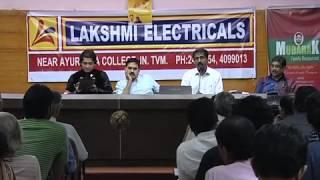 Rahul Eswar VS C Ravichandran Kairali People You Tube Episode