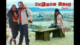 The Honeymoon travel Vlog of NORWAY |Bergen,Bodo,Tromso| Part 1 |