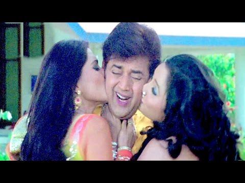 साली और घरवाली - Saali Bada Sataveli - Rani Chattarjee Ravi Kishan - Bhojpuri Movie Hot Songs 2017